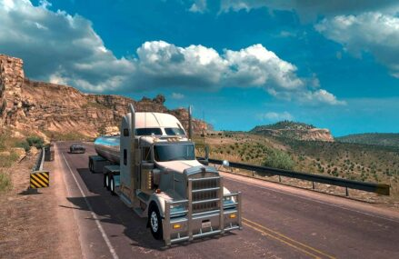 Truck Simulator is not boring and here is why.